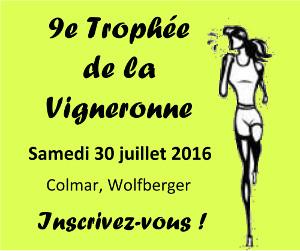 Trophée de la Vigneronne 2016
