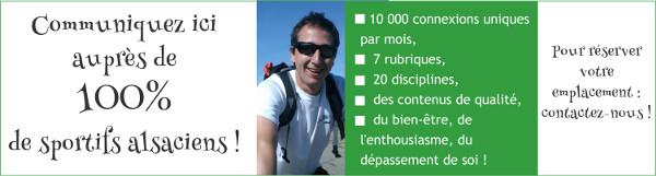 Communqiuez sur le webzine numéro 1 du sport outdoor en Alsace !
