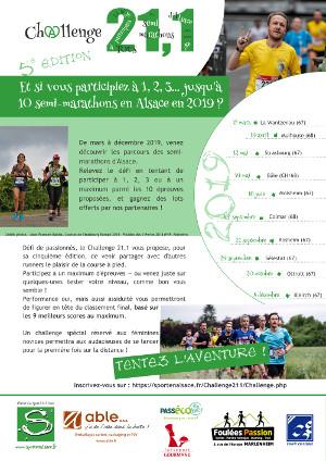 Challenge 21,1 - Alsace