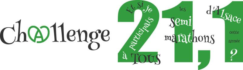 Challenge : et si je participais à tous les semi-marathons d'Alsace en 2017 ?