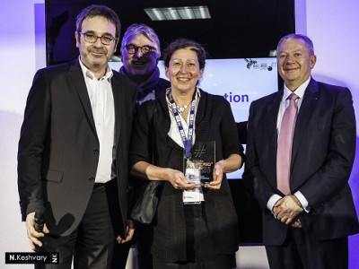Trophée Numéric'Alsace communication 2017