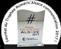 Trophée Numéric'Alsace 2017
