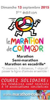 Marathon de Colmar 2015