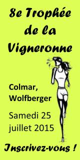 Trophée de la vigneronne 2015